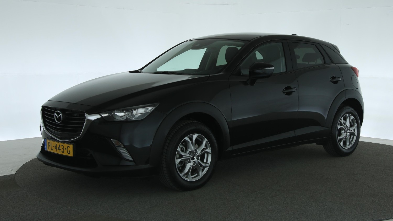 Mazda CX-3 SUV / Terreinwagen 2017 PL-443-G 1
