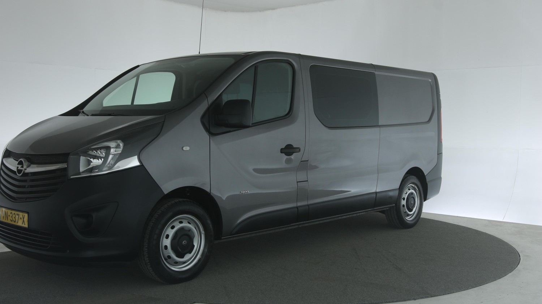 Opel Vivaro Bedrijfswagen 2015 VN-337-X 1
