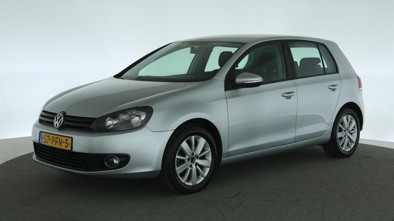 Volkswagen Golf Hatchback 2011 57-PFN-5 1