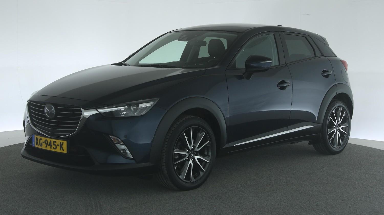 Mazda CX-3 SUV / Terreinwagen 2016 KG-945-K 1