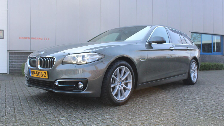 BMW 5-serie Station 2013 NP-505-Z 1