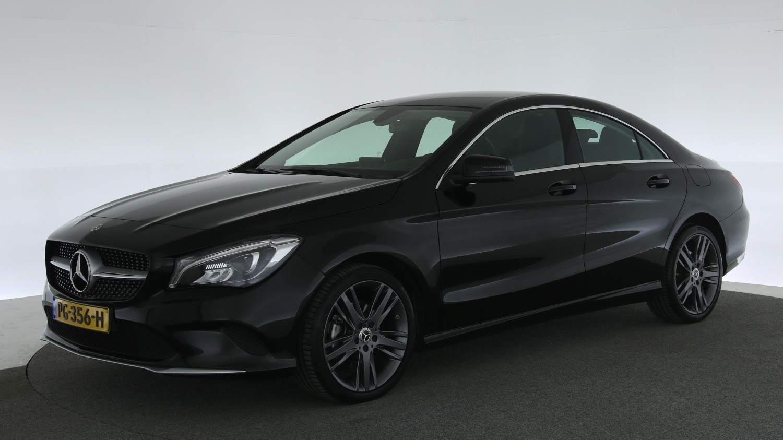 Mercedes-Benz CLA-klasse Sedan 2017 PG-356-H 1