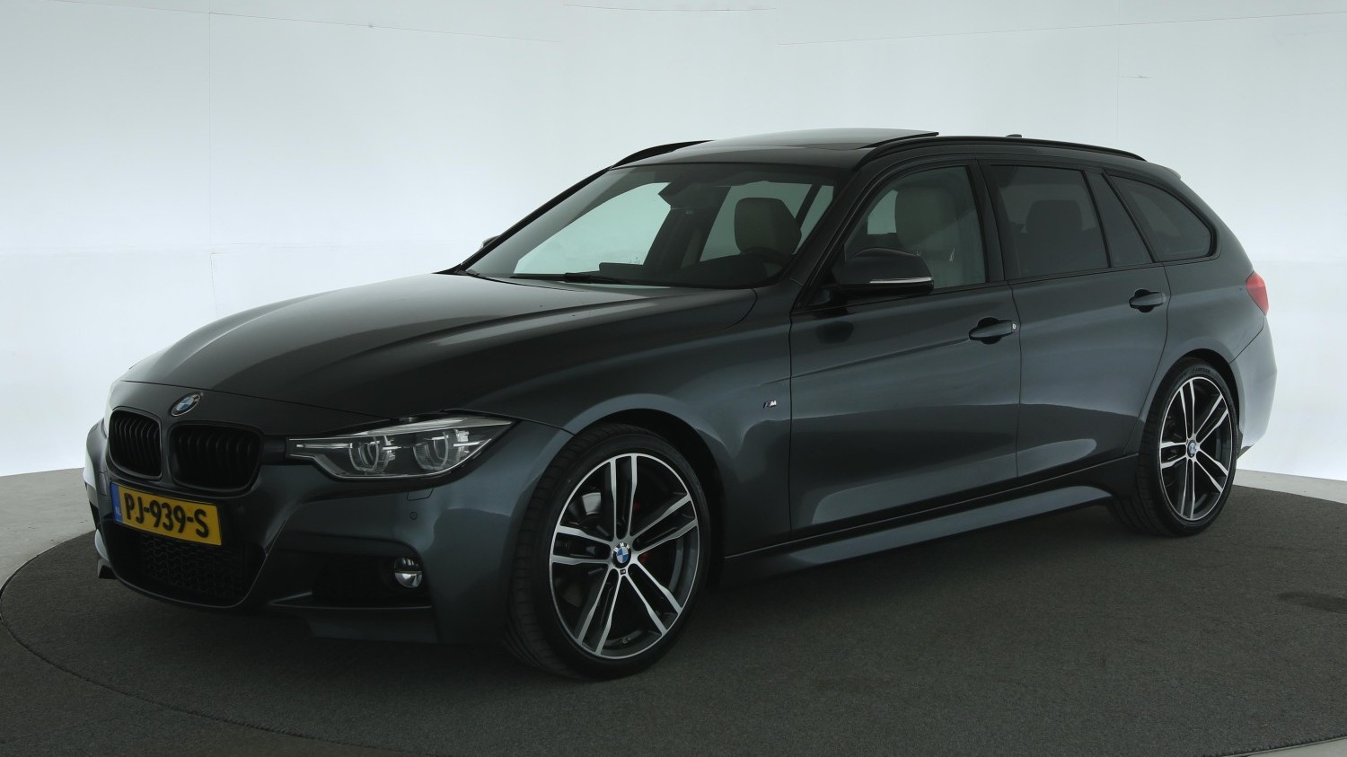 BMW 3-serie Station 2016 PJ-939-S 1