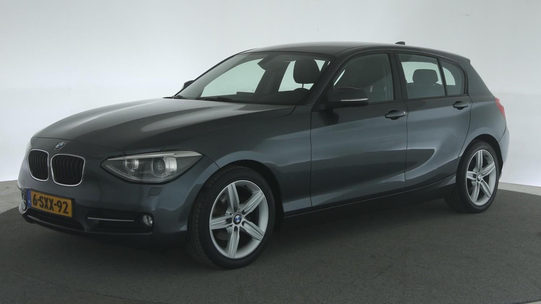 BMW 1-serie Hatchback 2014 6-SXX-92 1