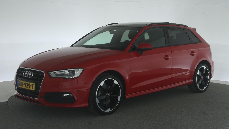Audi A3 Hatchback 2014 HN-929-T 1