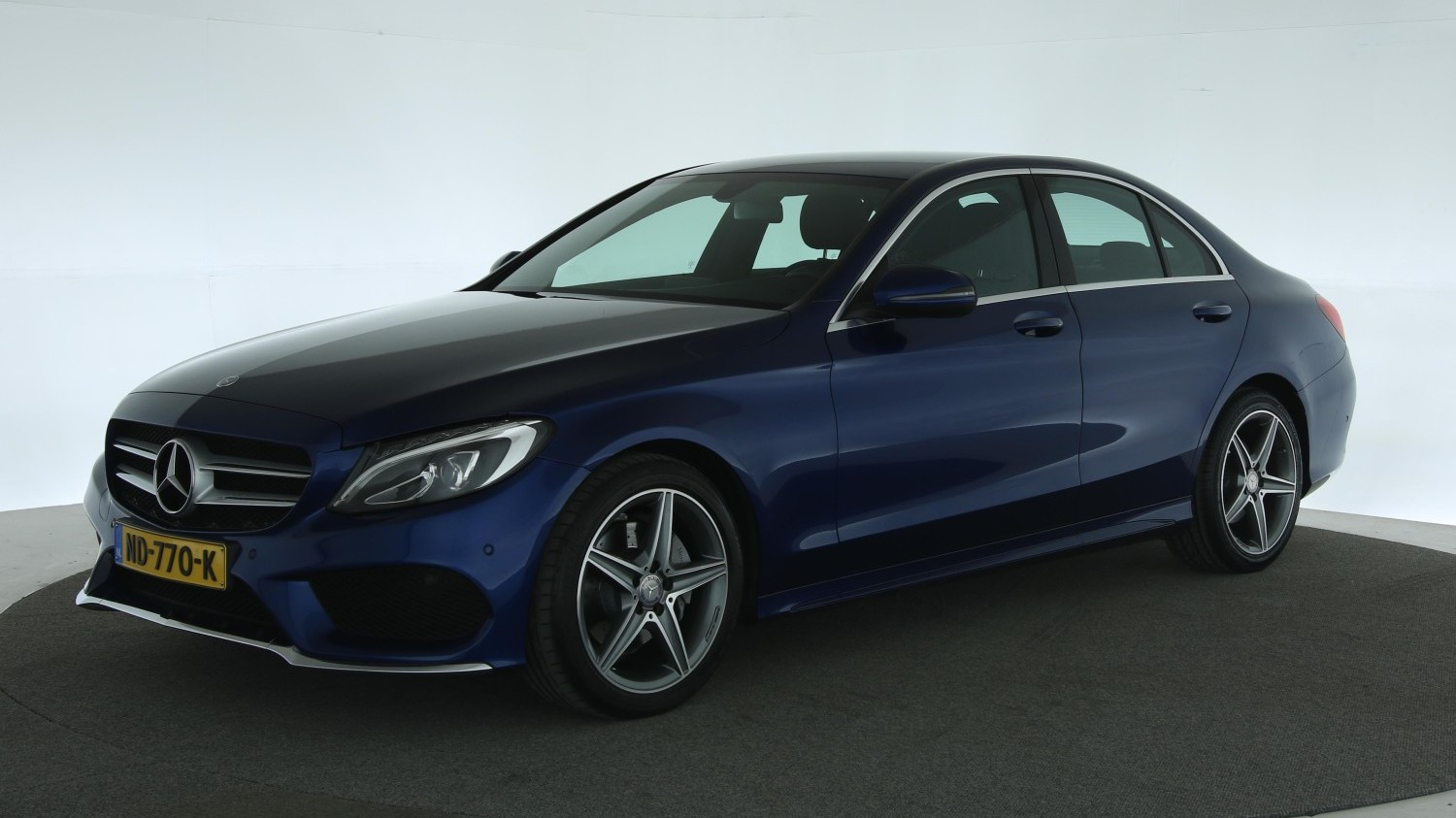 Mercedes-Benz C-klasse Sedan 2017 ND-770-K 1