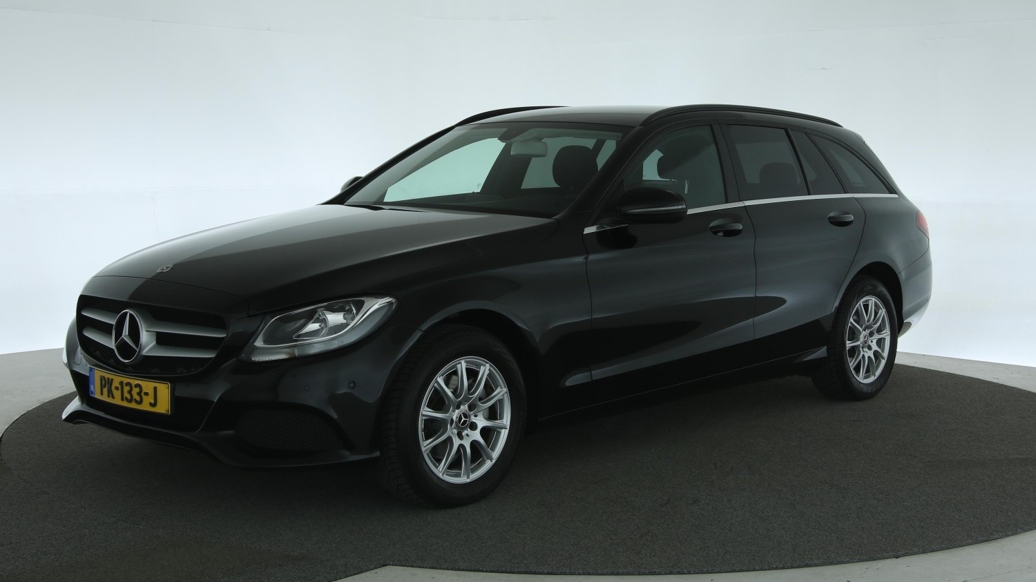Mercedes-Benz C-klasse Station 2017 PK-133-J 1