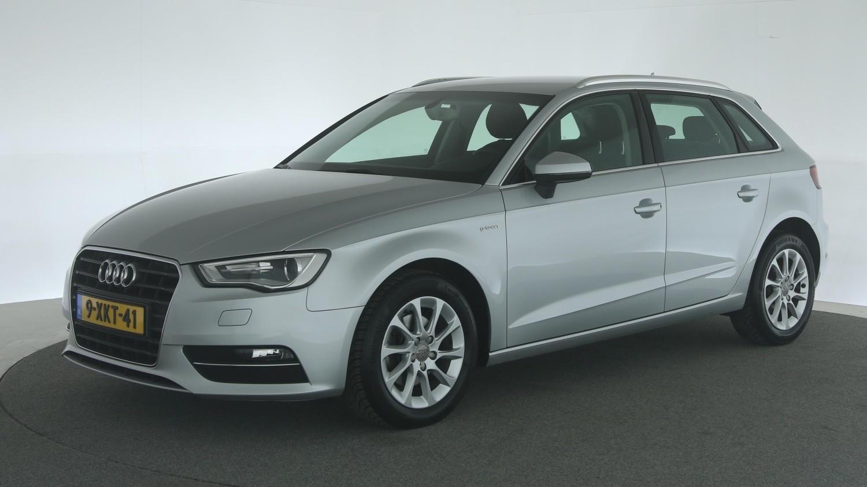 Audi A3 Hatchback 2014 9-XKT-41 1
