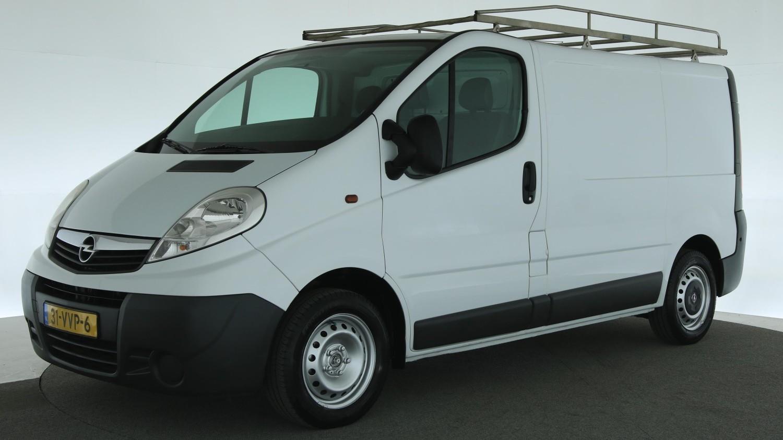 Opel Vivaro Bedrijfswagen 2008 31-VVP-6 1