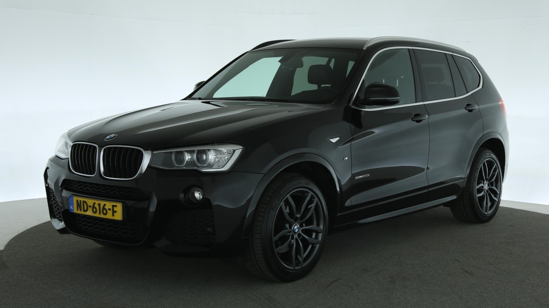 BMW X3 SUV / Terreinwagen 2017 ND-616-F 1