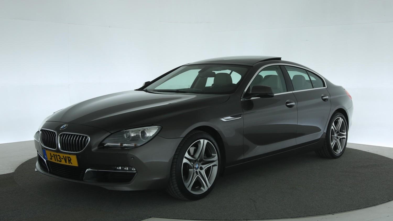 BMW 6-serie Sedan 2012 J-113-VR 1