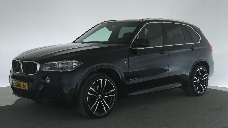 BMW X5 SUV / Terreinwagen 2013 2-SNL-36 1