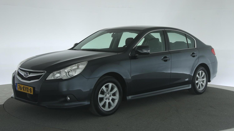 Subaru Legacy Sedan 2010 76-KVX-8 1