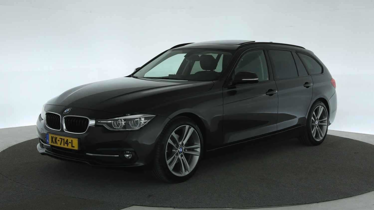 BMW 3-serie Station 2016 KK-714-L 1
