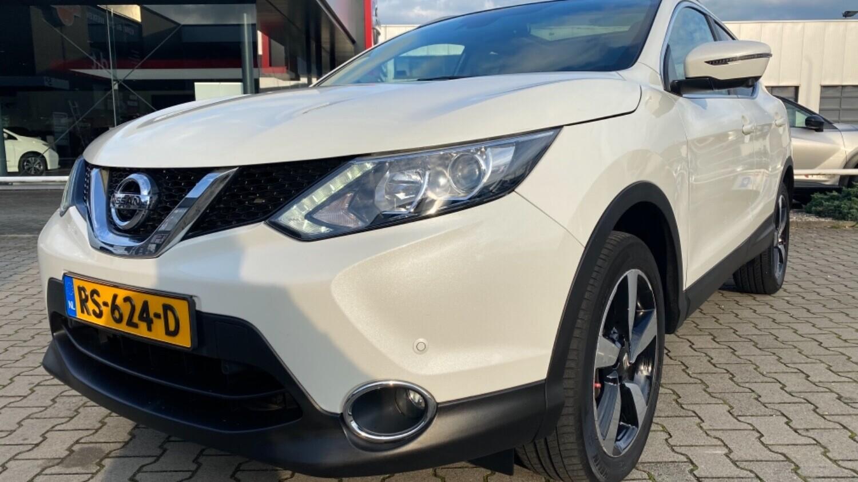 Nissan Qashqai SUV / Terreinwagen 2016 RS-624-D 1