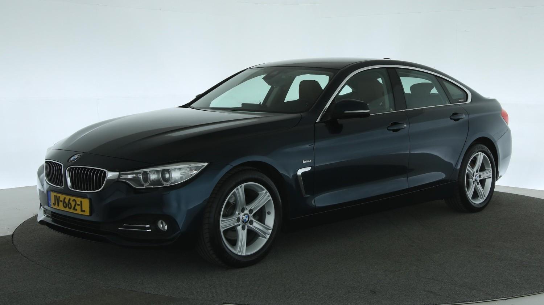 BMW 4-serie Hatchback 2016 JV-662-L 1