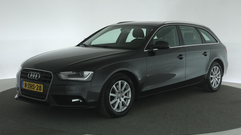 Audi A4 Station 2014 8-ZHS-28 1