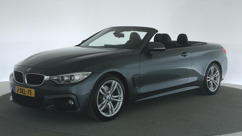 BMW 4-serie Cabriolet 2014 3-TKL-71 1