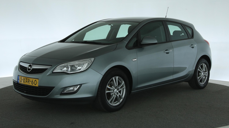 Opel Astra Hatchback 2011 2-XFR-60 1