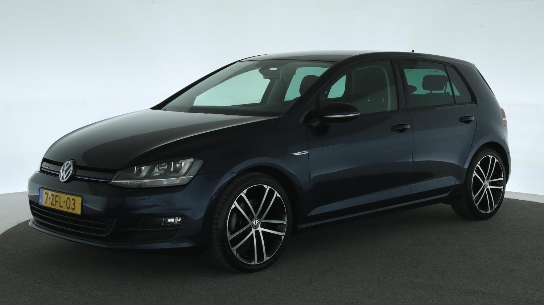 Volkswagen Golf Hatchback 2014 7-ZFL-03 1