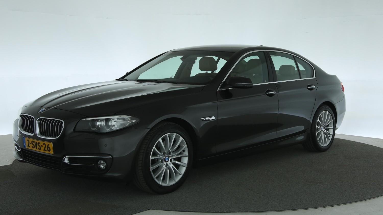 BMW 5-serie Sedan 2013 2-SVS-26 1