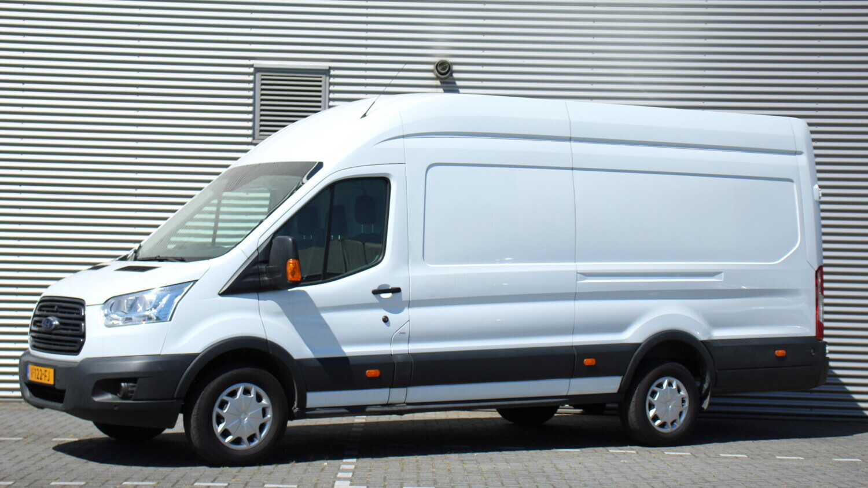 Ford Transit Bedrijfswagen 2016 V-122-FJ 1