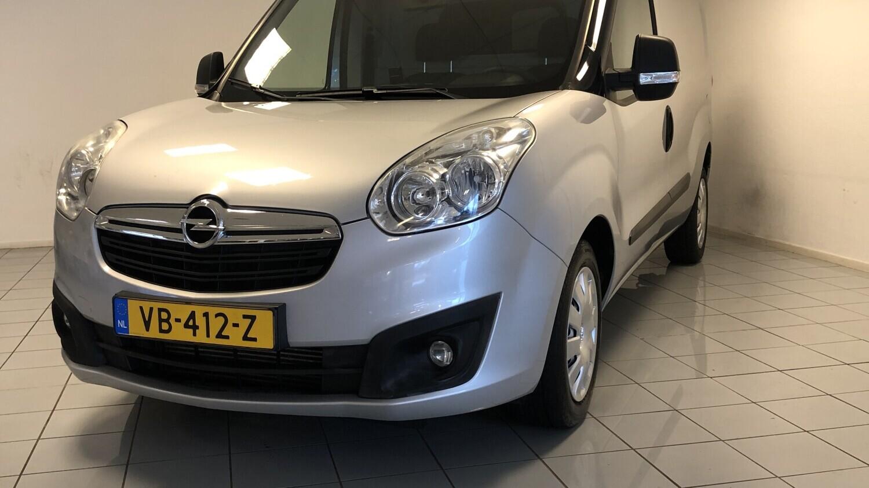 Opel Combo Bedrijfswagen 2013 VB-412-Z 1