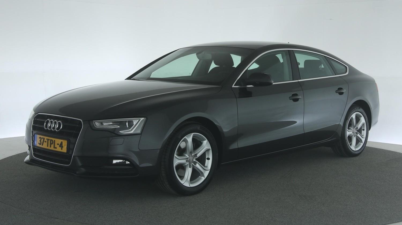 Audi A5 Hatchback 2012 37-TPL-4 1