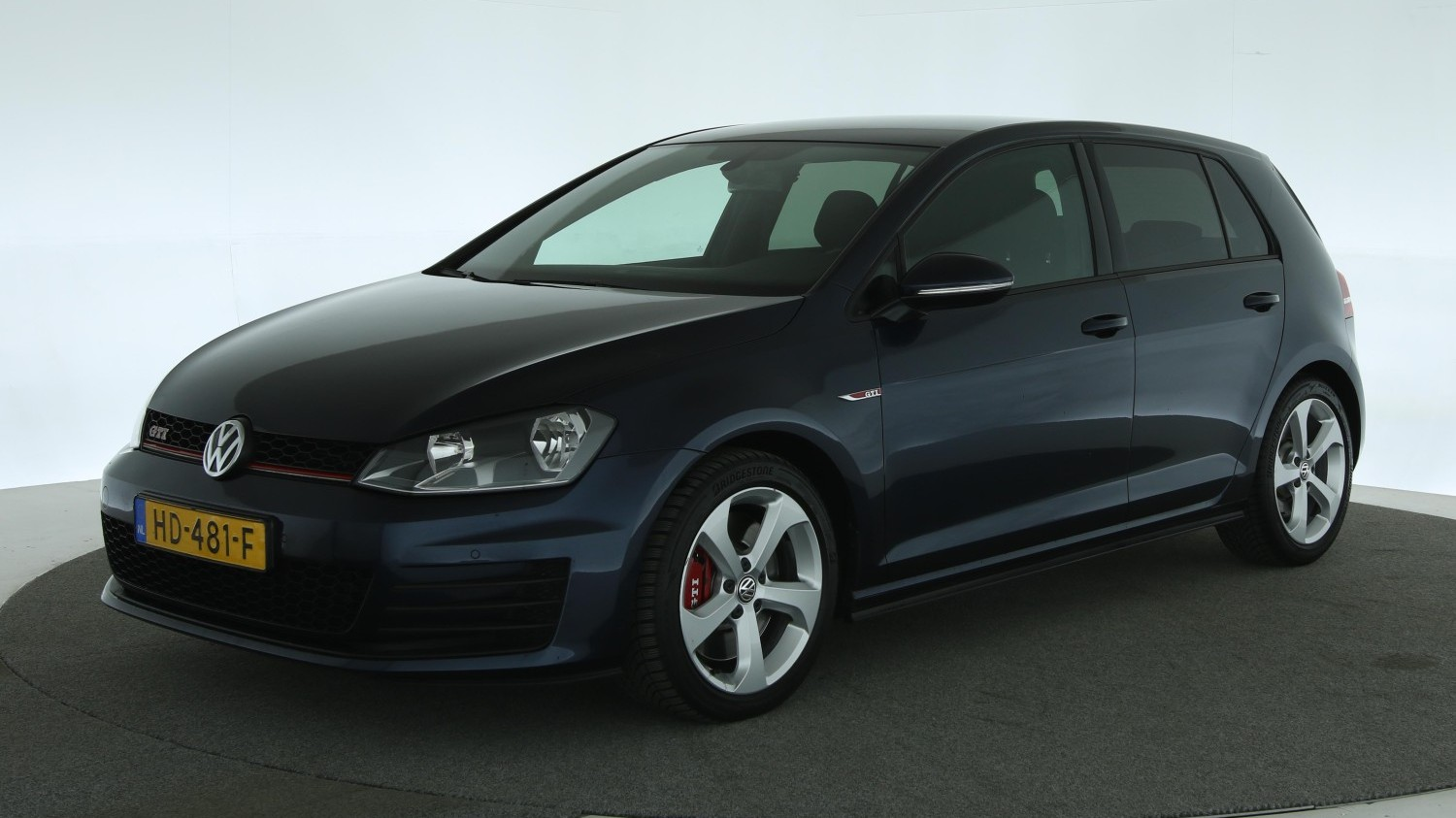 Volkswagen Golf Hatchback 2015 HD-481-F 1