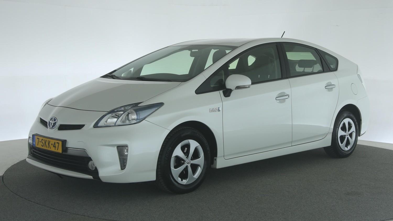 Toyota Prius Hatchback 2013 7-SKK-47 1