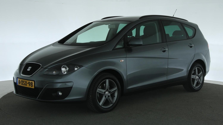 Seat Altea XL MPV 2014 6-XSX-98 1