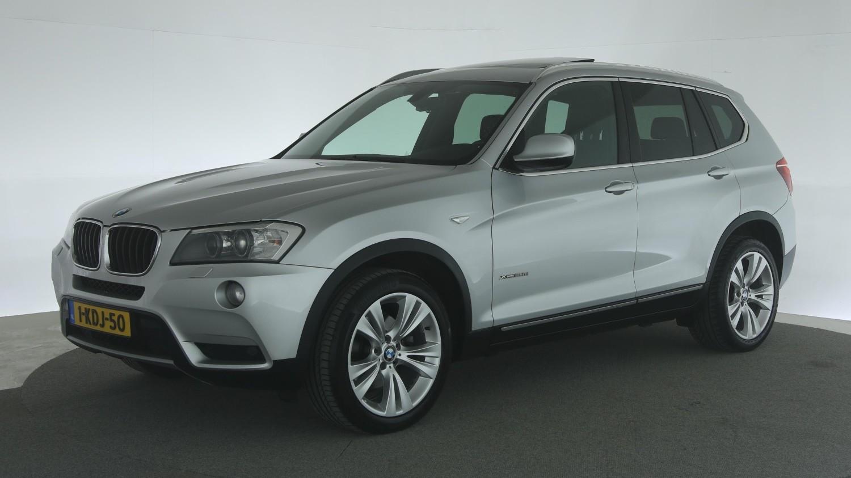 BMW X3 SUV / Terreinwagen 2013 1-KDJ-50 1