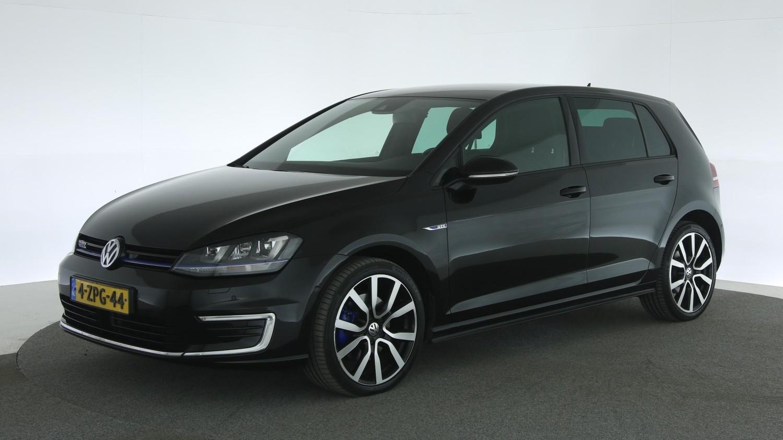 Volkswagen Golf Hatchback 2015 4-ZPG-44 1