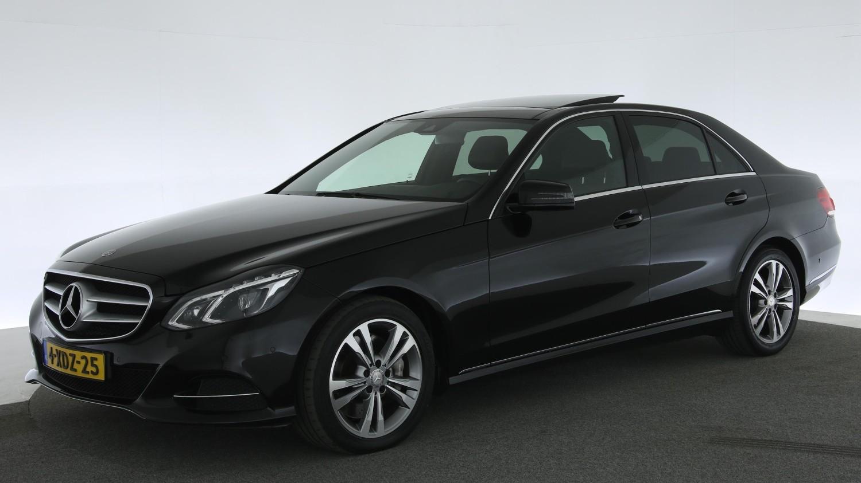 Mercedes-Benz E-Klasse Sedan 2013 4-XDZ-25 1