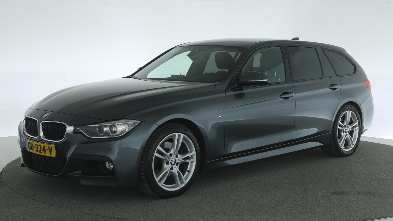 BMW 3-serie Station 2015 GD-324-V 1
