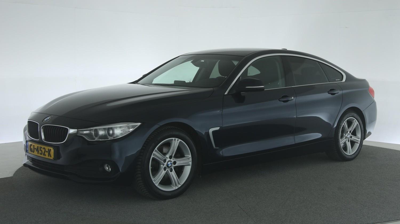 BMW 4-serie Hatchback 2015 GJ-452-K 1