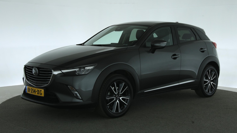 Mazda CX-3 SUV / Terreinwagen 2018 H-214-XG 1