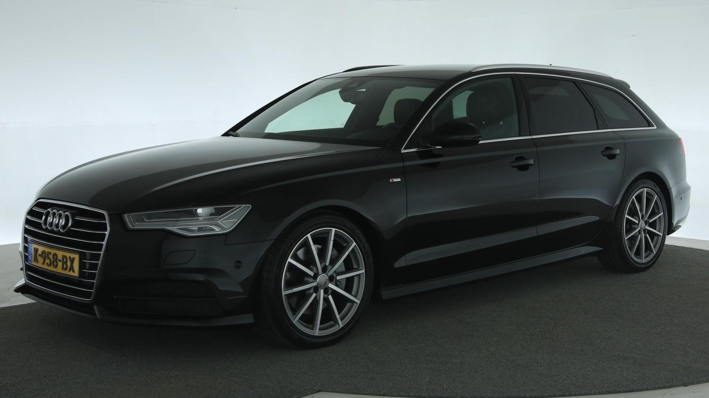 Audi A6 Station 2016 K-958-BX 1