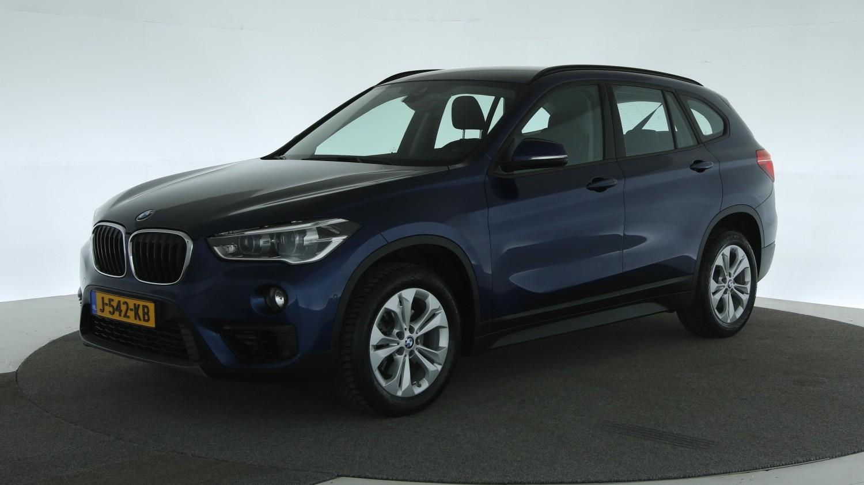 BMW X1 SUV / Terreinwagen 2019 J-542-KB 1