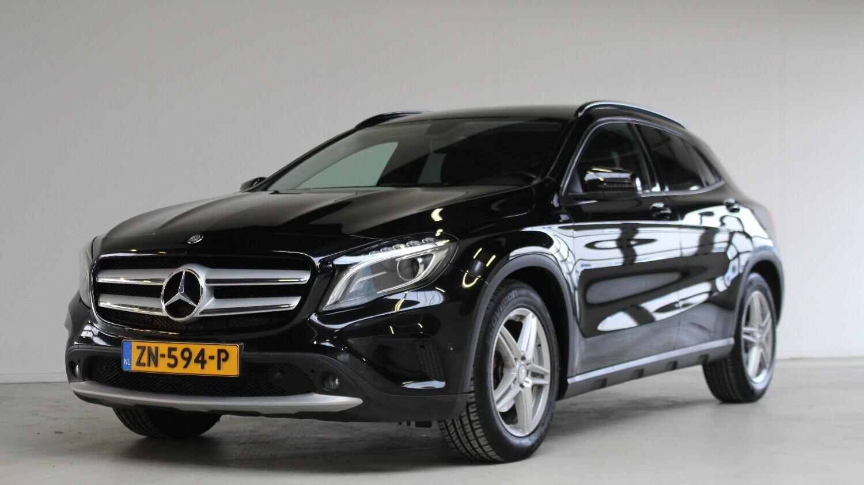 Mercedes-Benz GLA-klasse Hatchback 2015 ZN-594-P 1