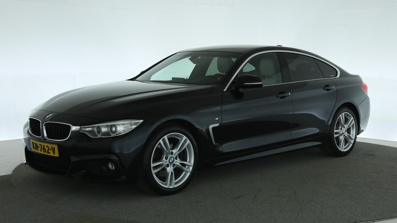 BMW 4-serie Hatchback 2016 KN-762-V 1