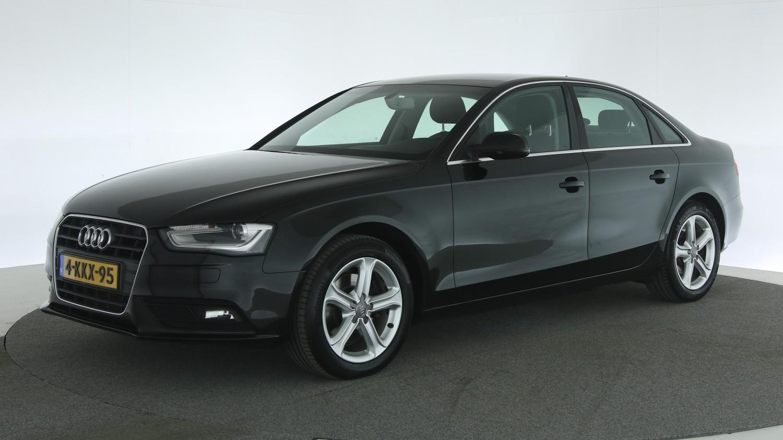 Audi A4 Sedan 2013 4-KKX-95 1