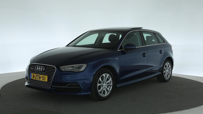 Audi A3 Hatchback 2015 8-ZTB-51 1