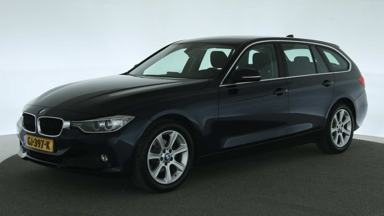 BMW 3-serie Station 2015 GJ-397-K 1