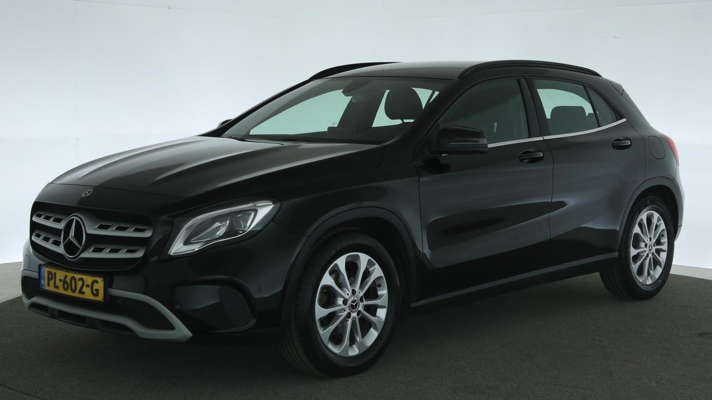 Mercedes-Benz GLA-klasse SUV / Terreinwagen 2017 PL-602-G 1