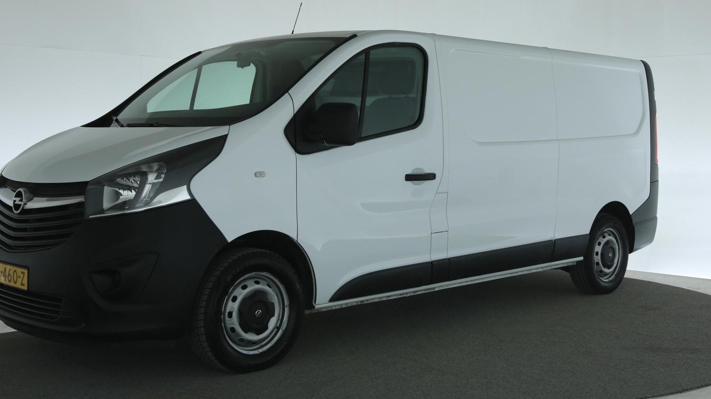 Opel Vivaro Bedrijfswagen 2015 VR-460-Z 1