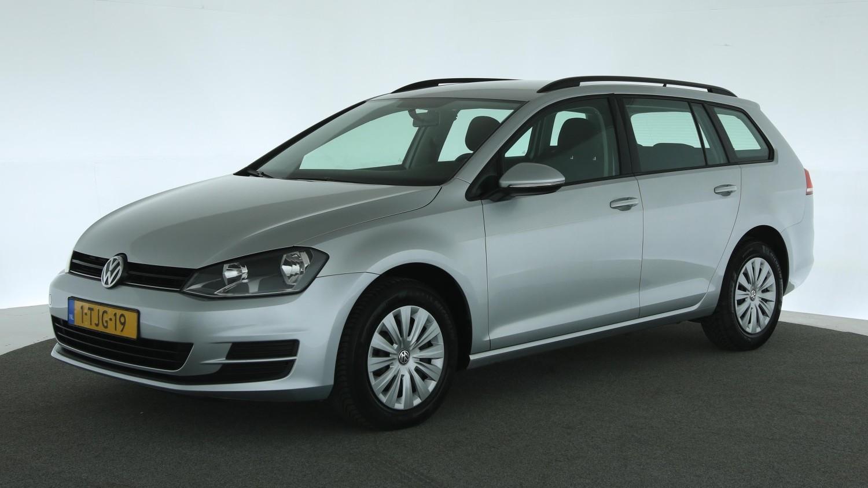 Volkswagen Golf Station 2014 1-TJG-19 1