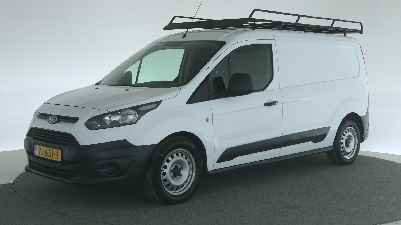 Ford Transit Connect Bedrijfswagen 2014 VJ-651-R 1