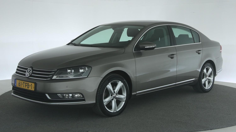 Volkswagen Passat Sedan 2012 61-TFB-1 1