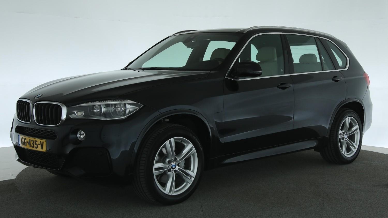BMW X5 SUV / Terreinwagen 2015 GG-435-V 1